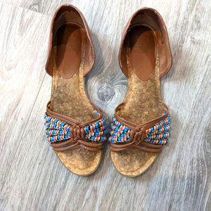 Fergalicious Multicoloured Slip On Sandal